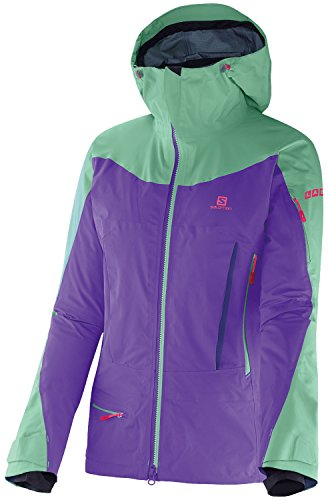 SALOMON Damen Snowboard Jacke Soulquest Bc Gore-Tex 3L Jacket