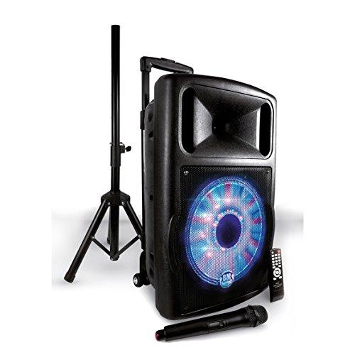 Karma Fuzzy 12- Sistema de sonido portátil