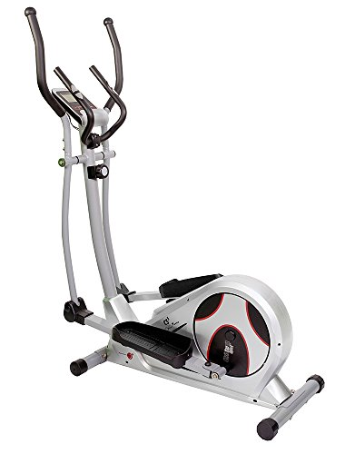Christopeit Crosstrainer CS 5, silber, 99254