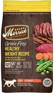 Merrick Grain Healthy Weight Recipe