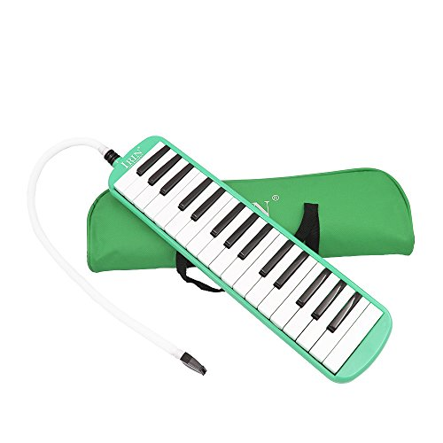 ammoon 32 Piano Keys Melodica Musical Education Instrument