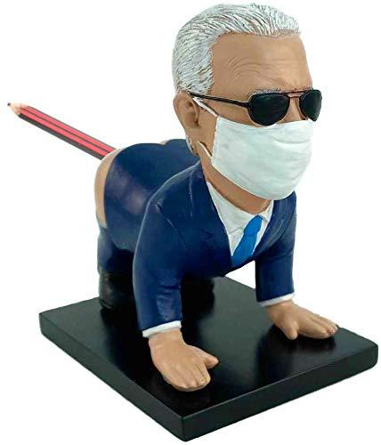 Political Satire Hide in Biden Pen Holder - Prank for Republican or Democrat. Funny Gift for Biden Liberals or Trump MAGA Supporters