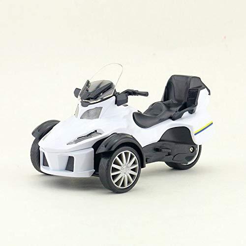 tianluo Kinderauto Spielzeug Diecast Spielzeug Modell/Bombardier Dreirad Motorrad Auto/Pull Zurück/Sound & Licht/Pädagogisches Sammlung/Geschenk Für Kind