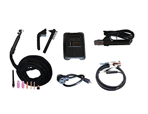 2020 PowerArc 140ST 40 Amp Arc Stick Lift Start TIG Welder, IGBT, Dual Voltage 110/220v