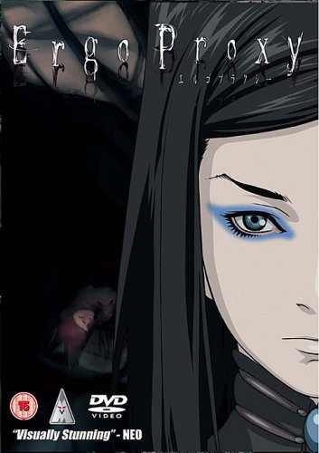 Ergo Proxy - Complete Collection (6 DVDs)