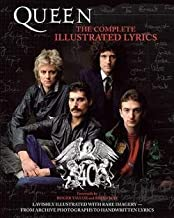 Queen Productions Ltd.: Queen : The Complete Illustrated Lyrics (Paperback); 2012 Edition