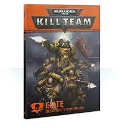 Preisvergleich Produktbild Kill Team: Elite Erweiterungs-Buch