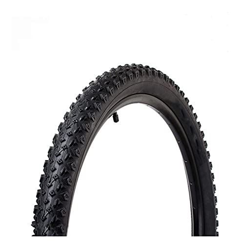 YJHL QIQIBH 1 neumático de bicicleta de 26 x 2.1 27.5 x 2.1 29 x 2.1 piezas de bicicleta de montaña (color: 1 neumático de 27.5 x 2.1)