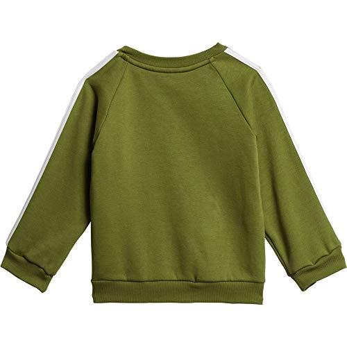 Adidas I Logo Jogger Fleece Sweatshirts, unisex kinderen