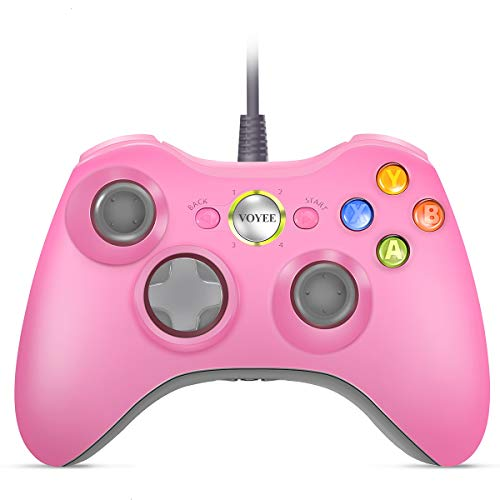 VOYEE Controller Replacement for Xbox 360 Controller, Wired Controller...