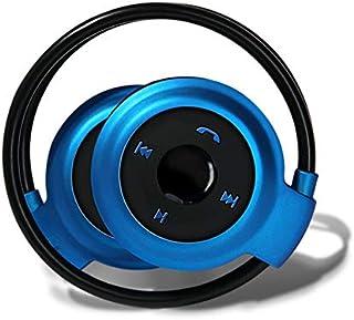 Bluetoothのヘッドフォン、マイク付きワイヤレスBluetoothヘッドセットTFカードメモリラジオのMP3プレーヤーのヘッドフォンハンズフリースポーツ走行防水イヤホン