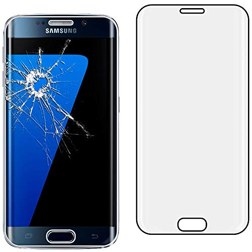 ebestStar - Cristal Templado Compatible con Samsung S7 Edge Galaxy G935F G935...