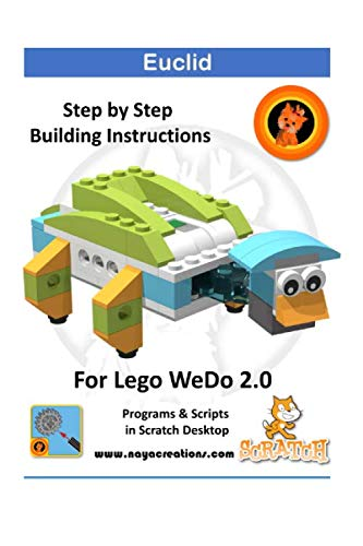 Euclid: Model and project for Lego WeDo 2.0