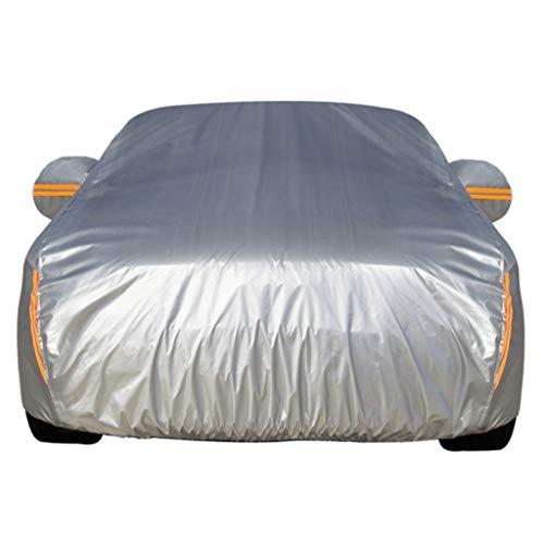 Compatible con Volkswagen Golf GTI TCR Ropa de coche Protección solar Protección UV Ácido Lluvia Lluvia Retardante de llama resistente a los rasguños Cuatro estaciones disponibles Cubierta for auto