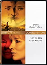 Boys Don't Cry & Notes On A Scandal - Double Feature