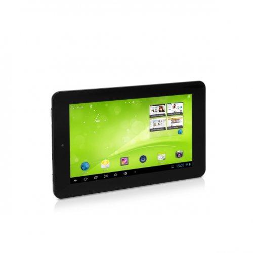 TrekStor SurfTab ventos 7.0 17,8 cm (7 Zoll) Tablet-PC (Prozessor 1,5 GHz AMLogic, 512MB RAM, 8GB HDD, Mali-400 MP2, Android OS) schwarz