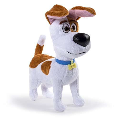The Secret Life of Pets - 6 Max Plush Buddy