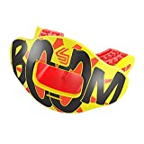 Shock Doctor Max Airflow Lip Guard Limited Editions. MouthGuard for Football. Breathable Wide...