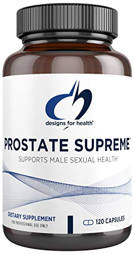 Designs for Health Saw Palmetto Prostate Supplement - Prostate Supreme, Men's Health Formula with...