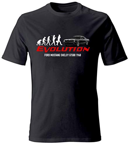 Ford Mustang Shelby GT500 Evolution T-Shirt (L)