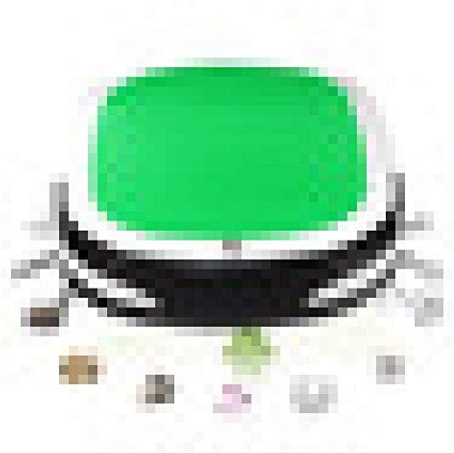 Robot Nettoyeur électrique sans fil Robot aspirateur Sweep Mini Robot intelligent Balayer automatique d'aspiration de poussières Machine Cleaner machine for la maison des ménages, Vert KaiKai
