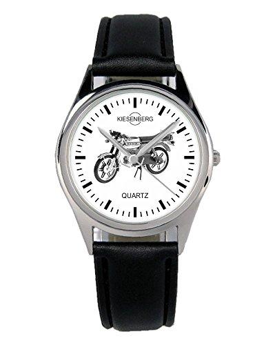 Geschenk für Kreidler Florett RS Motorrad Biker Fans Fahrer Kiesenberg Uhr 2380-B