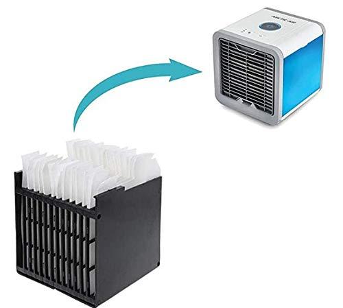 Filtro Aire Acondicionado Filtro de Repuesto del refrigerador de Aire Filtros, Filtro Desmontable, Compatible con la Segunda generación Adecuado para Cualquier 1pack Arctic Air Conditioner Ult