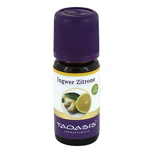 Ingwer Zitrone Bio Ätherisches Öl, 10 ml