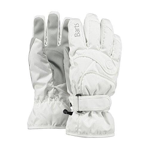 Barts Basic Skiglove, Guanti Donna, Bianco (Weiß), X-Large