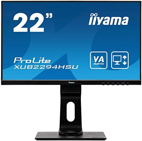 iiyama ProLite XUB2294HSU-B1 54,6cm (21,5