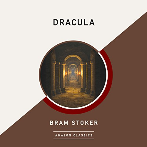 Dracula (AmazonClassics Edition) audiobook cover art