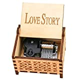 Cajas Musical Love Story