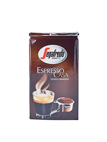 Segafredo Casa Ground Coffee 4 Packs 8.8oz/250g Each