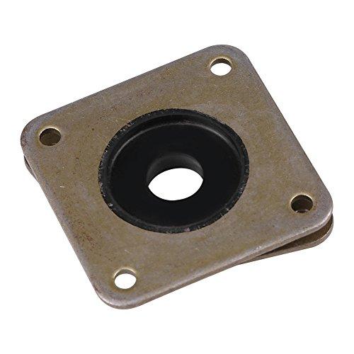 Aramox NEMA 17 Vibration Damper, 5 pcs Motor Shock Absorber Motor Vibration Damper for CNC 3D Printer Stepper Motor