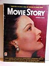 Movie Story Magazine, November 1949, Linda Darnell on Cover Articles: EVERYBODY DOES it with Celeste Holm; OH YOU BEAUTIFUL DOLL, June Haver