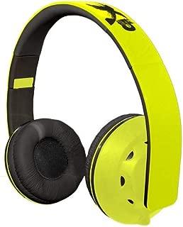 IHIP Yellow XB Manic Headphones W/Mic