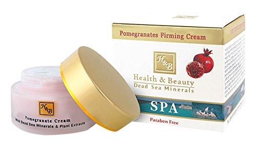 Granaatappels Verstevigende Gezichtscrème met Dode Zee Mineralen 50ml