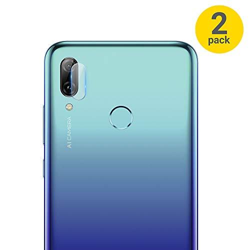 Olixar voor Huawei P Smart 2019 Camera Protector, [Gehard Glas] - Telefoon Lens Protection, Krasbestendig - Huawei P Smart (2019) - 2 Pack