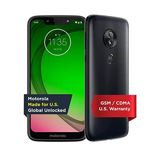 Moto G7 play | Unlocked | Made for US by Motorola | 2/32GB | 13MP Camera | Blue