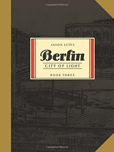 Berlin Book Trhee. City Of Light