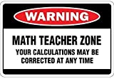 None Branded Math Teacher Zone Your Calculations May