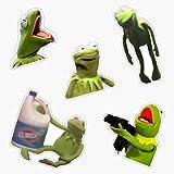 LAD Studio Wacky Kermit Meme Pack Sticker...