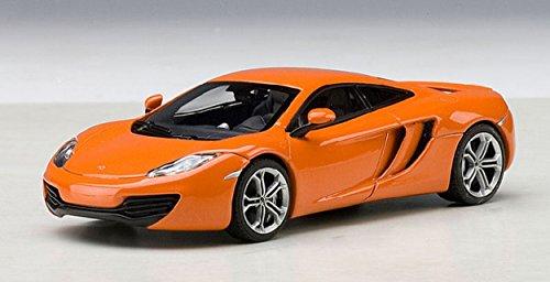 AUTOart AA56006 MC Laren MP4-12C 2011 Orange 1:43 MODELLINO Die Cast Model Compatible con
