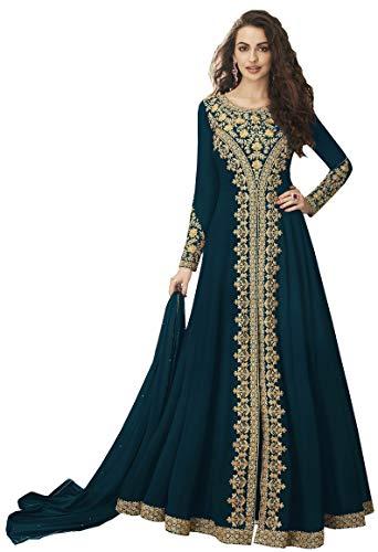 GRC Indian Dresses for Women Georgette Salwar Kameez Ready to wear...