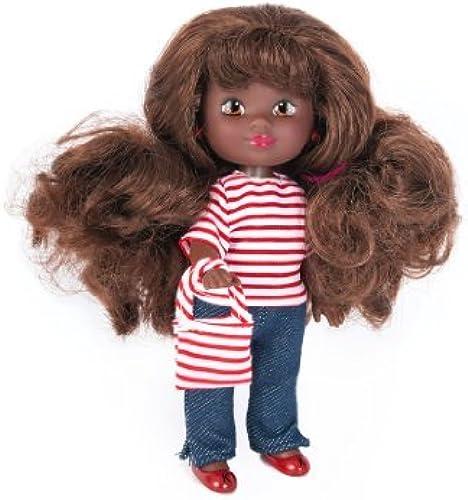en stock Kenya's World Mamma's Little Girl Mini Doll by by by Kenya's World  grandes ahorros