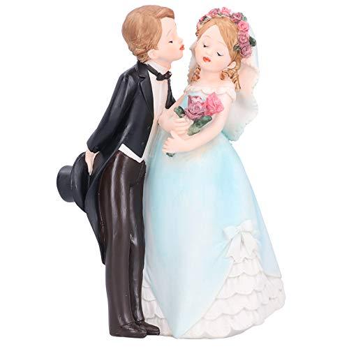 Figura artesanal, resina duradera, pulida a mano, artesanía de resina resistente al desgaste de alta calidad, para decoración de regalo, regalo de(26306A-5)