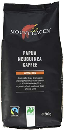 Mount Hagen -   Röstkaffee