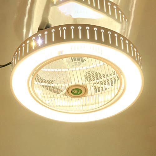 Ventilador de la lámpara pendiente de la lámpara luz de sincronización remoto de la lámpara de techo 3 del engranaje de velocidad del viento de 21 pulgadas de techo