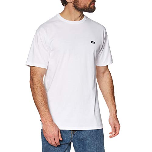 Vans Off The Wall Classic Shirt - White - XS