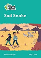 Level 3 - Sad Snake (Collins Peapod Readers)